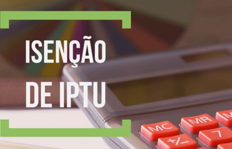 Isenção do IPTU