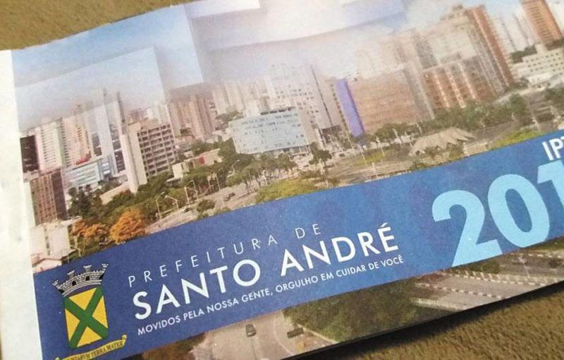 IPTU 2021 Santo André